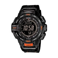 Casio Men's PRO TREK Digital Solar Watch