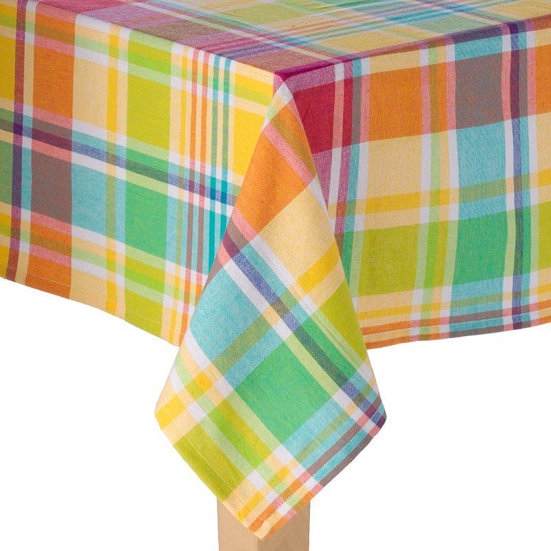SONOMA life + style® Rainbow Plaid Tablecloth - 60