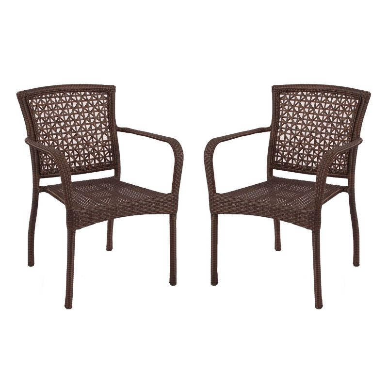 Brown Patio Outdoor Furniture