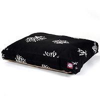 Majestic Pet Coral Reef Rectangular Pet Bed - 29