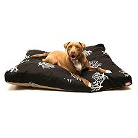 Majestic Pet Coral Reef Rectangular Pet Bed - 42