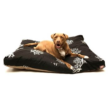 Majestic Pet Coral Reef Rectangular Pet Bed - 42'' x 50''