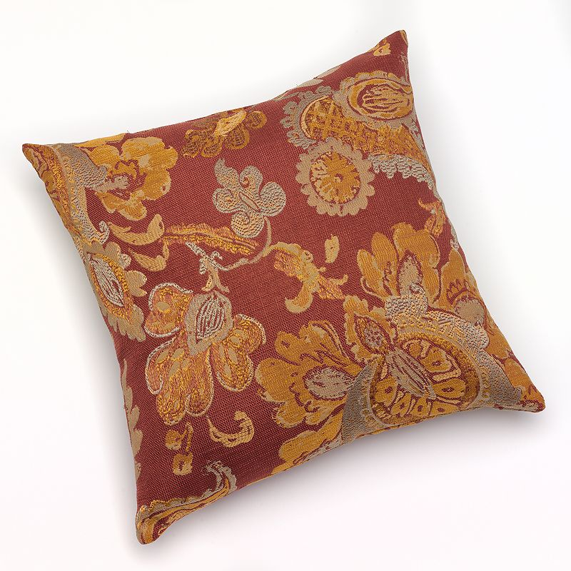 Ambra Floral Throw Pillow