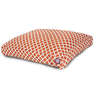 Majestic Pet Criss-Cross Rectangular Pet Bed - 36'' x 44''