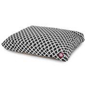Majestic Pet Criss-Cross Rectangular Pet Bed - 36' x 44'