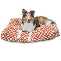 Majestic Pet Criss-Cross Rectangular Pet Bed - 36