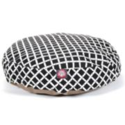 "Majestic Pet Criss-Cross Round Pet Bed - 30"" x 30"""
