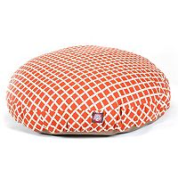 Majestic Pet Criss-Cross Round Pet Bed - 30