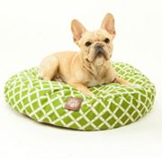 Majestic Pet Criss-Cross Round Pet Bed - 30' x 30'
