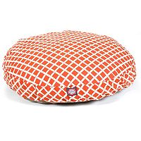 Majestic Pet Criss-Cross Round Pet Bed - 36