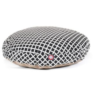 Majestic Pet Criss-Cross Round Pet Bed - 42'' x 42''