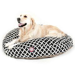 Majestic Pet Criss-Cross Round Pet Bed - 42' x 42'