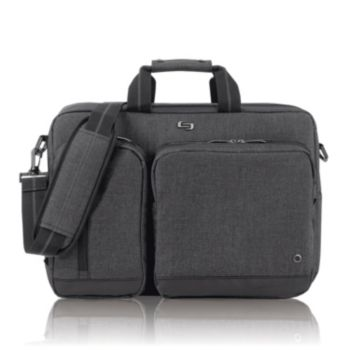 Solo Urban Laptop 2-in-1 Briefcase & Backpack