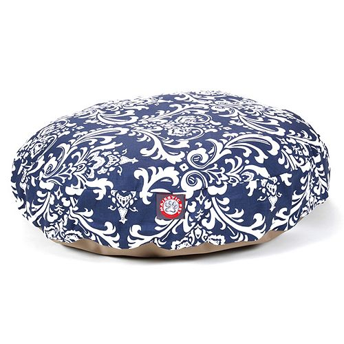"Majestic Pet French Quarter Round Pet Bed - 30"" x 30"""