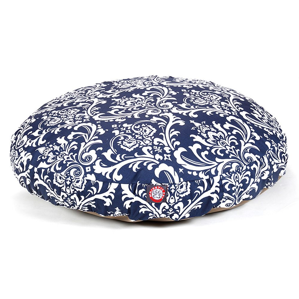"""Majestic Pet French Quarter Round Pet Bed - 36"""" x 36"""""""