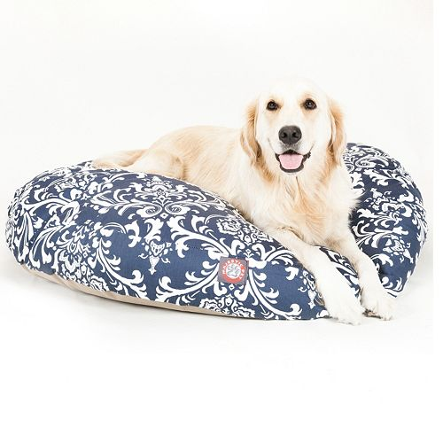 """Majestic Pet French Quarter Round Pet Bed -  42"""" x 42"""""""