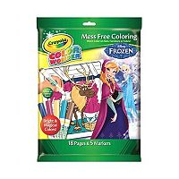 Disney's Frozen Color Wonder Set by Crayola
