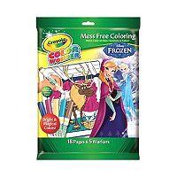 Disney's Frozen Color Wonder Set by Crayola