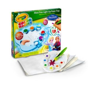 Disney Frozen Color Wonder Frozen Finger Paint Set by Crayola
