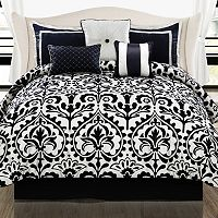 Beckie 7 pc Comforter Set