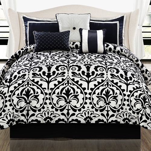 Beckie 7-pc. Comforter Set