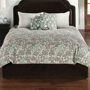 Cambella 6-pc. Comforter & Duvet Cover Set