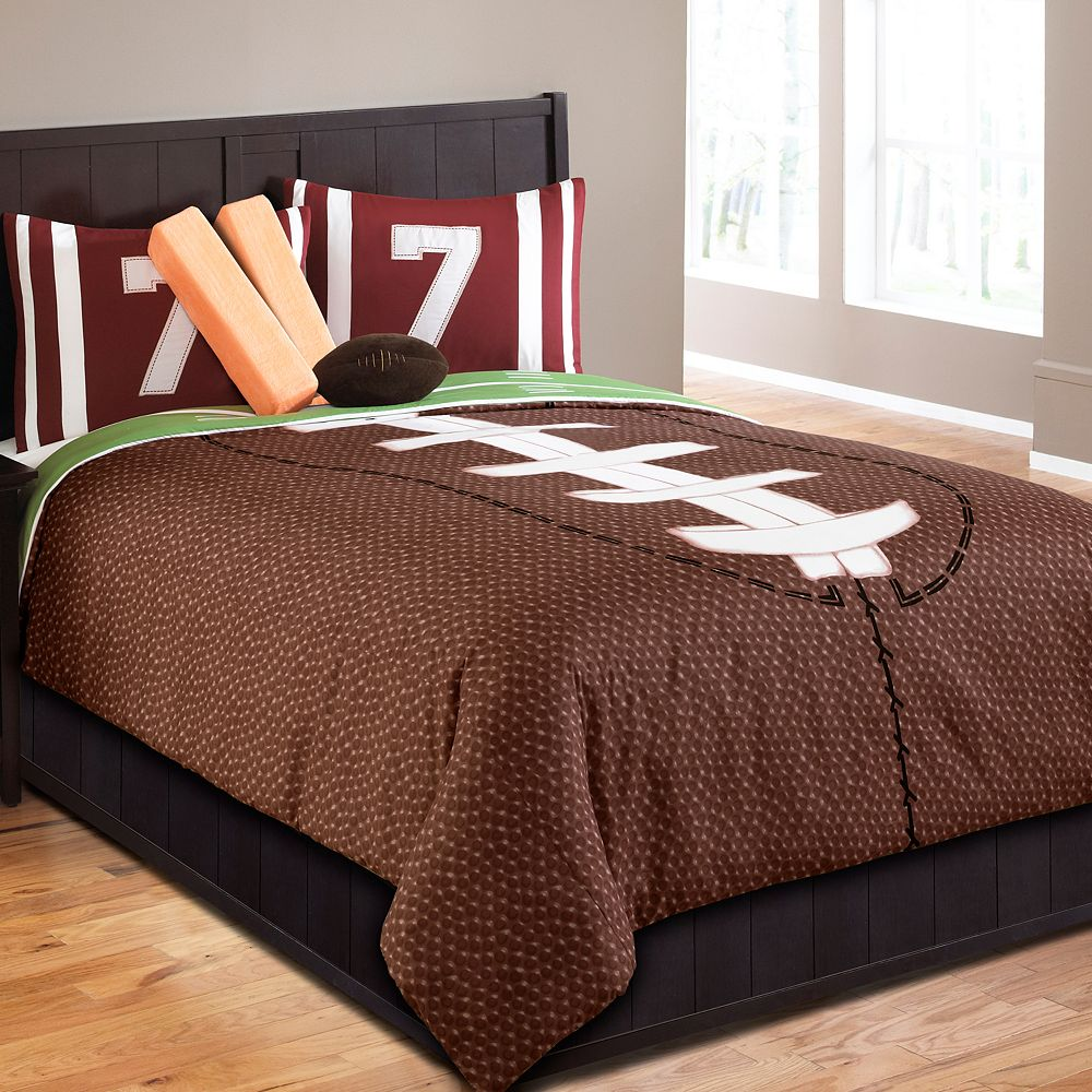 Football Comforter Set