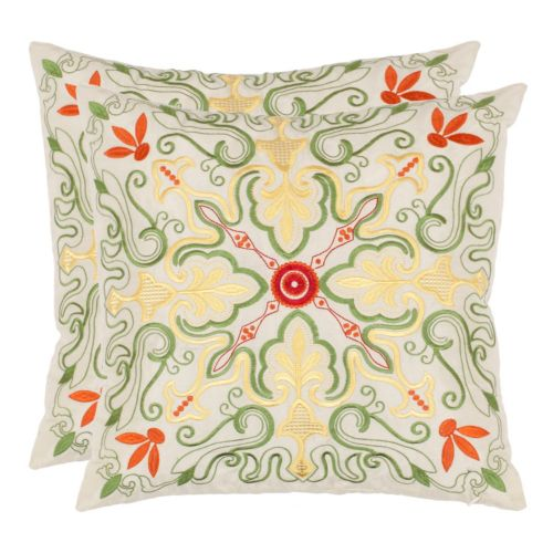 Ariel 2-piece Throw Pillow Set