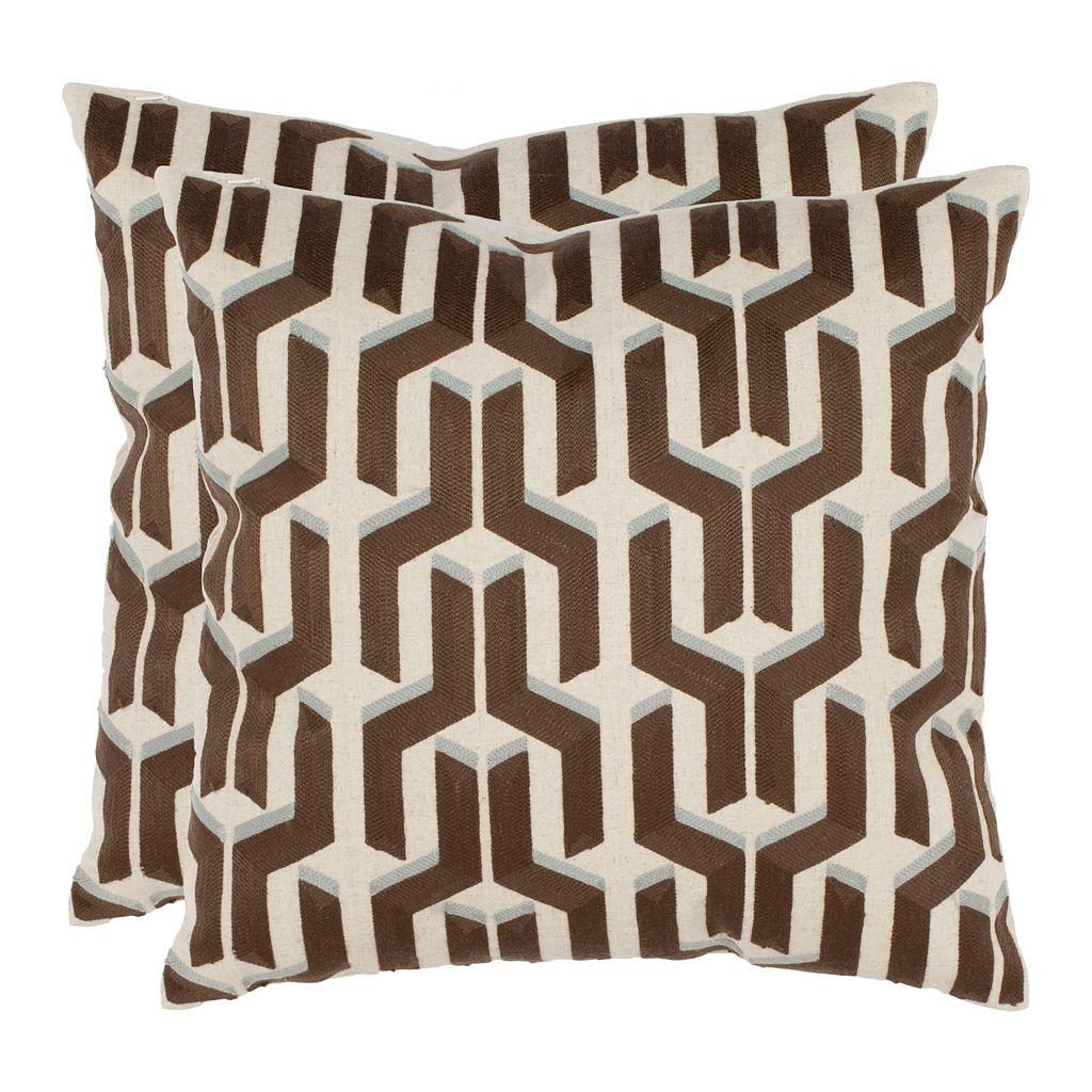 Texola 2-piece Throw Pillow Set