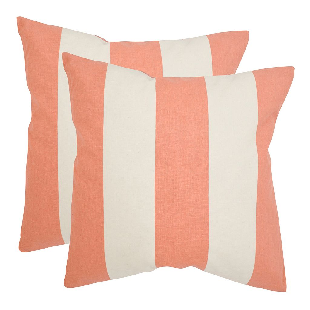 Sally 2-piece 18'' x 18'' Throw Pillow Set