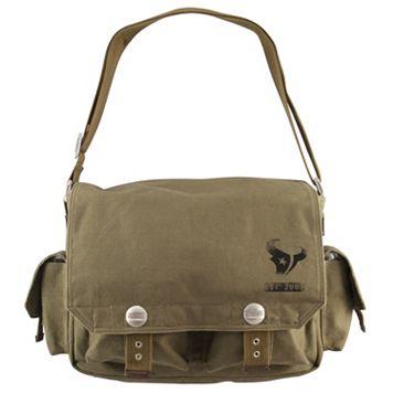 Houston Texans Prospect Messenger Bag