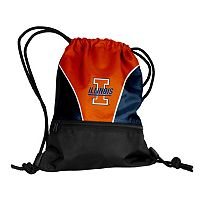 Logo Brand Illinois Fighting Illini String Pack