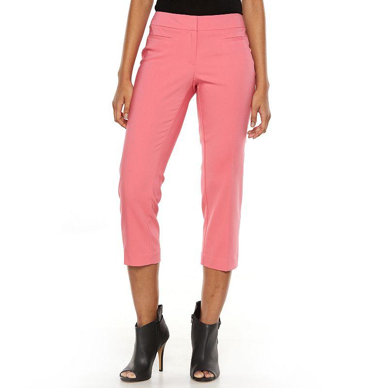 Apt. 9 Luca Modern Fit Crop Pants - Women's