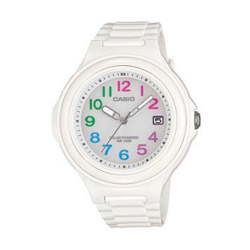 Casio Women's Solar Watch - LXS700H-7B2V