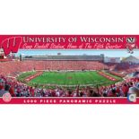 Wisconsin Badgers 1000-pc. Panoramic Puzzle