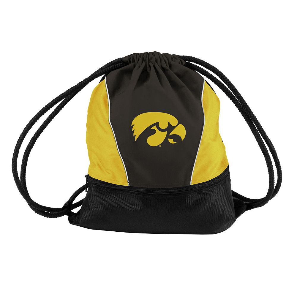 Logo Brand Iowa Hawkeyes String Pack