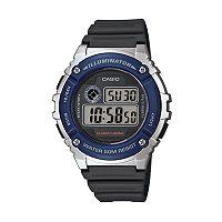 Casio Men's Illuminator Digital Solar Watch