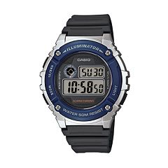 Casio Men's Illuminator Digital Solar Watch