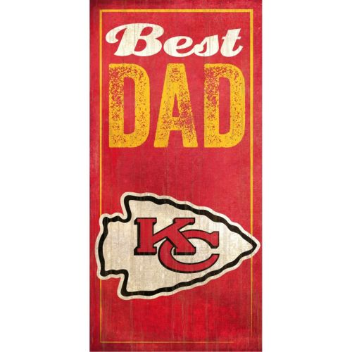 Kansas City Chiefs Best Dad Si...