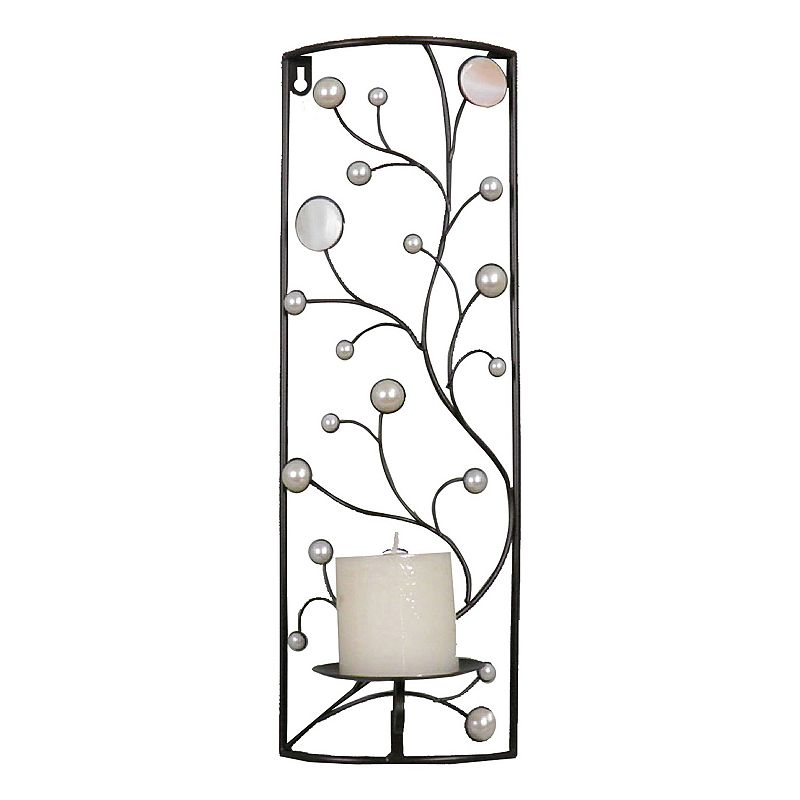 Candle Wall Sconces Kohls : Metal Candle Sconce Kohl s