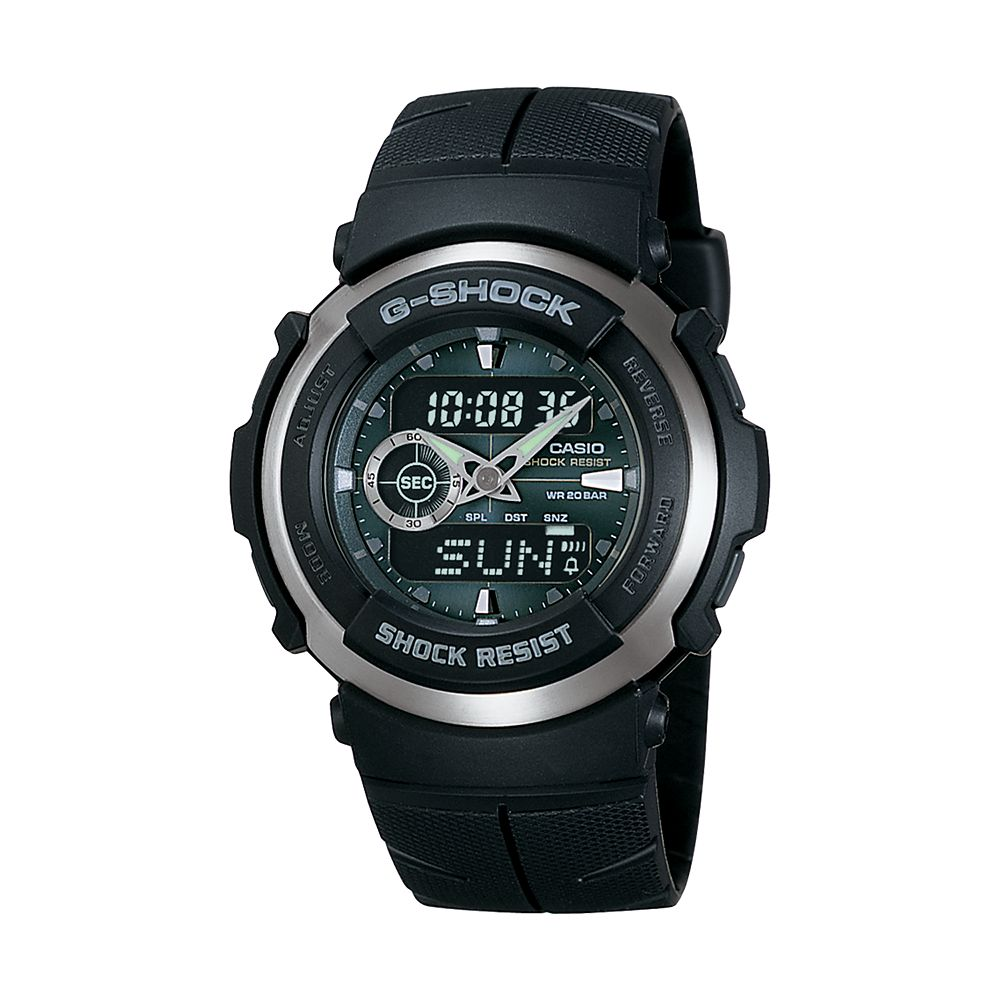 Casio Men's G-Shock Analog & Digital Watch