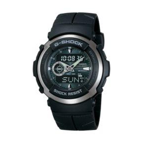 Casio Men's G-Shock Analog and Digital Watch