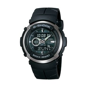 Casio Men's G-Shock Analog and Digital Watch