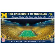 Michigan Wolverines 1000-pc. Panoramic Puzzle