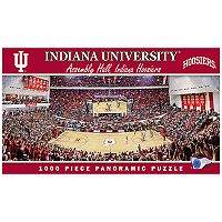 Indiana Hoosiers 1000-pc. Panoramic Puzzle