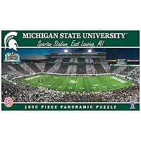 Michigan State Spartans 1000-pc. Panoramic Puzzle