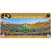 Missouri Tigers 1000-pc. Panoramic Puzzle