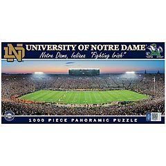 Notre Dame Fighting Irish 1000-pc. Panoramic Puzzle