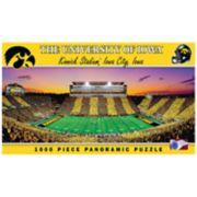 Iowa Hawkeyes 1000-pc. Panoramic Puzzle