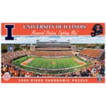 Illinois Fighting Illini 1000-pc. Panoramic Puzzle